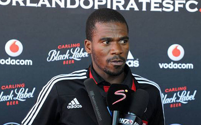 Bafana Bafana & Orlando Pirates captain Senzo Meyiwa was shot dead on 26 October 2014. Picture: Official Senzo Meyiwa Facebook page.