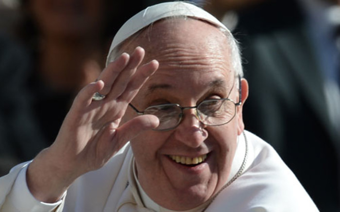 Pope Francis. Picture: AFP.