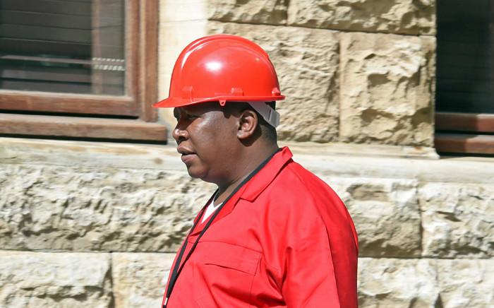 Economic Freedom Fighters leader Julius Malema. Picture: GCIS.
