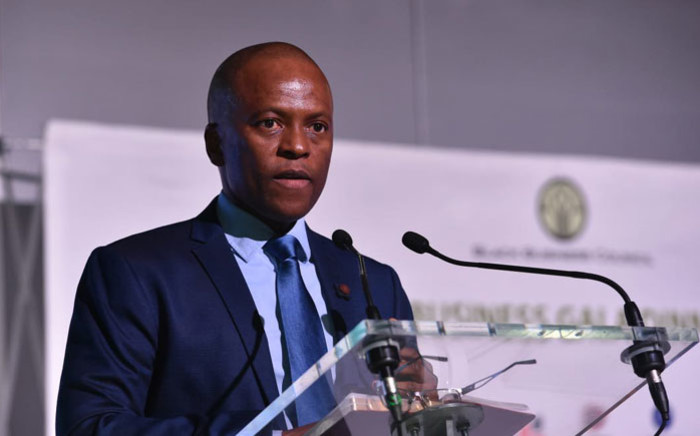 Black Business Council president Sandile Zungu. Picture: @BlackBCouncil/Twitter