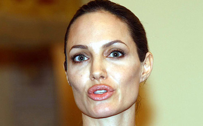 Angelina Jolie. Picture: AFP.