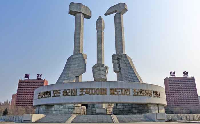 FILE: The grey skyline of North Korea's capital Pyongyang. Picture: Pixabay.com.