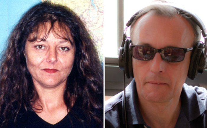 Two French journalists, Ghislaine Dupont and Claude Verlon were abducted and killed in Kidal, north of Mali. Picture:AFP