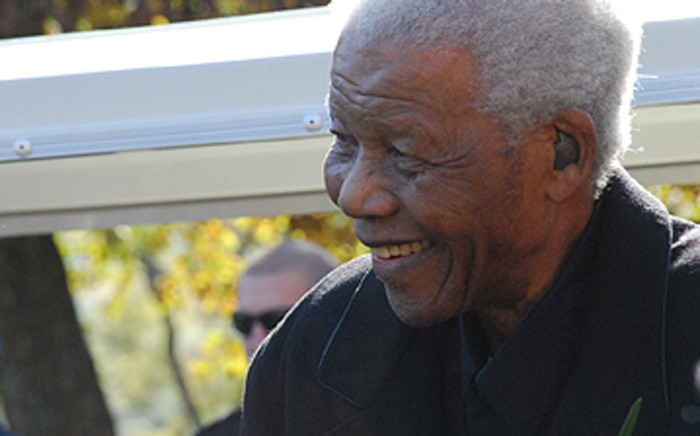 Madiba was admitted to a medical facility on Wednesday.