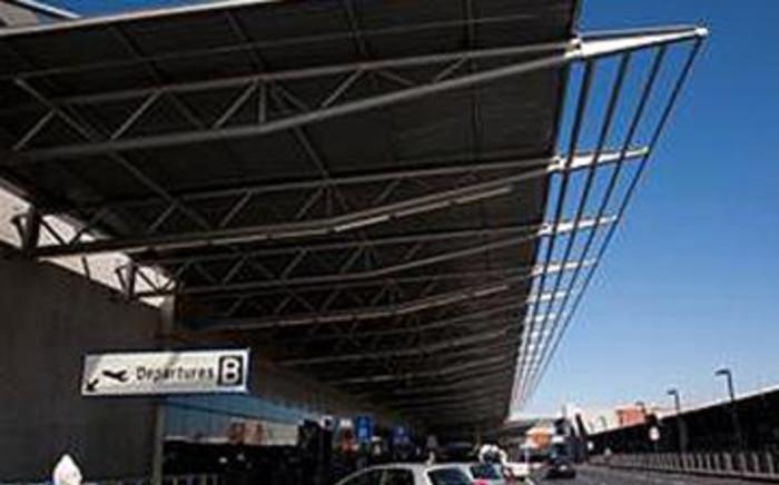 OR Tambo International Airport.