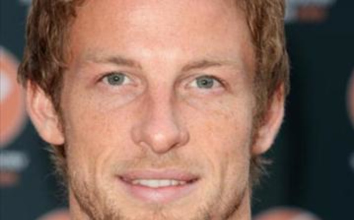 F1 driver Jenson Button. Picture: AFP