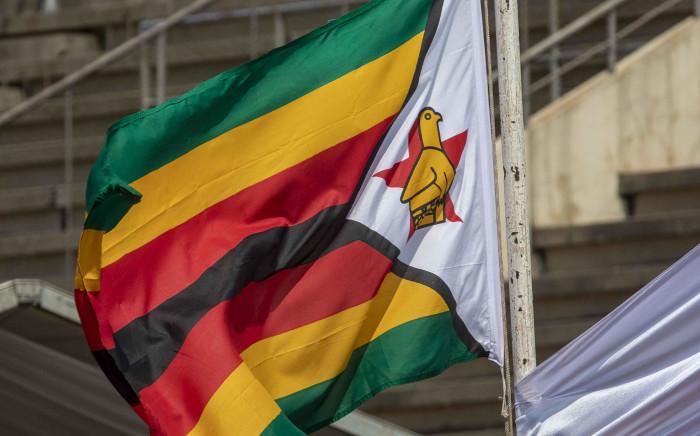 Zimbabwean flag. Picture: EWN