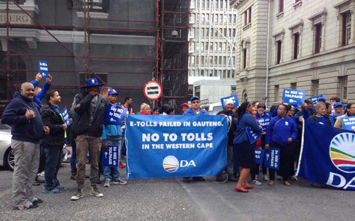The face off between Sanral and the City of Cape Town continues at the Western Cape High Court. Picture: Rahima Essop/EWN.