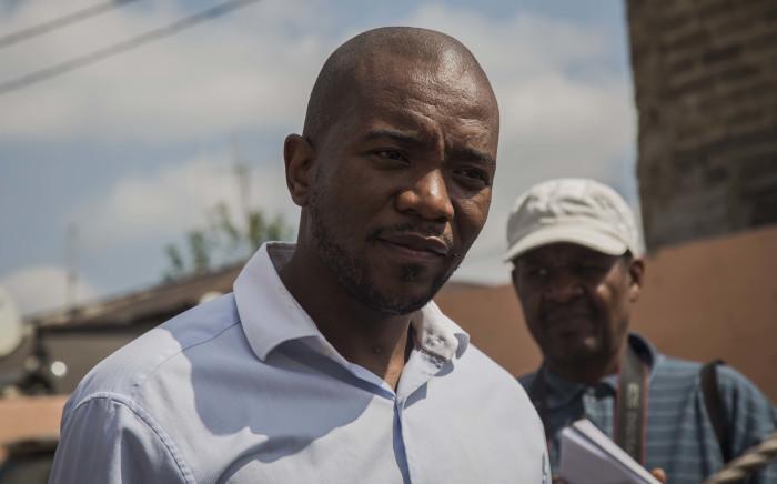 FILE: DA leader Mmusi Maimane. Picture: Christa Eybers/EWN.