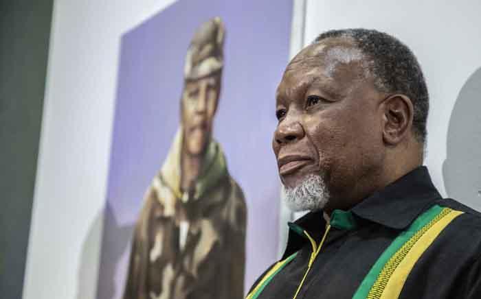 FILE: Former President Kgalema Motlanthe. Picture: Abigail Javier/EWN