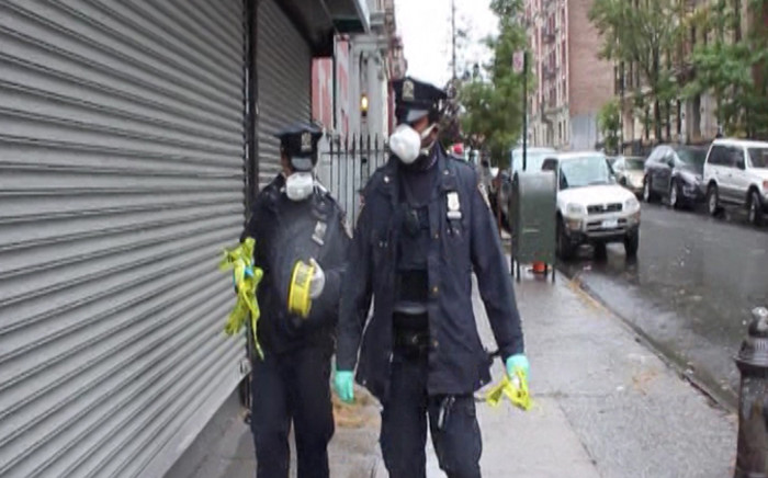 New York residents are fearing the deadly Ebola virus will spread in the city after a doctor contracted the disease. Picture: Supplied/EWN