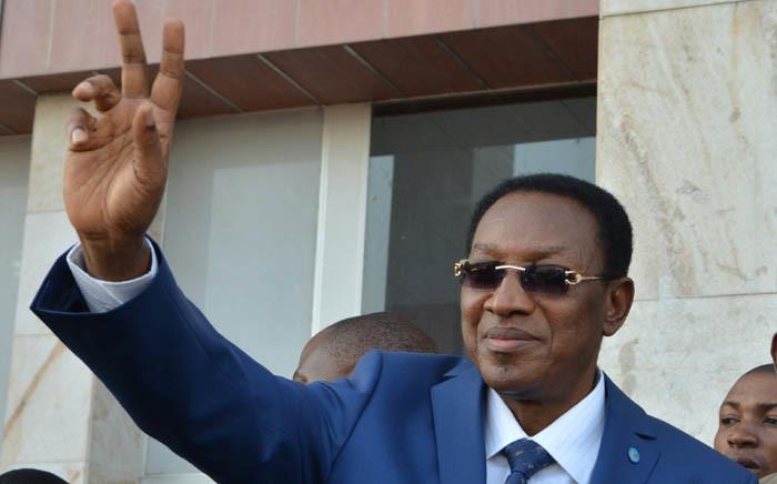 Outgoing Prime Minister of the Democratic Republic of Congo Bruno Tshibala. Picture: @BrunoTshibala/Twitter.