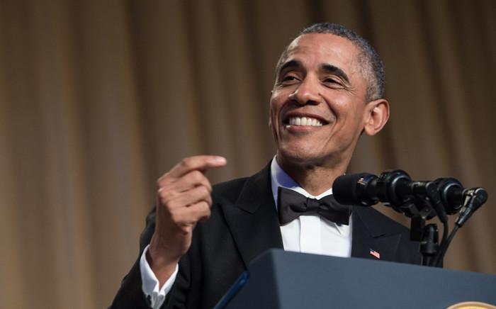 Outgoing US President Barack Obama.Picture: AFP