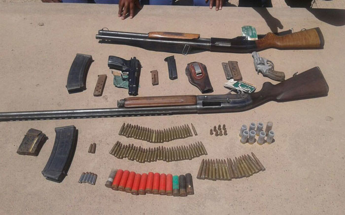 FILE. Picture: SAPoliceService/Facebook