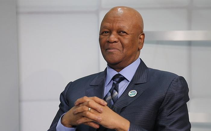 Minister in the Presidency Jeff Radebe. Picture: Christa Eybers/EWN