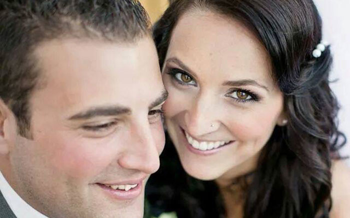 Christopher and Jayde Panayiotou. Picture: Facebook.