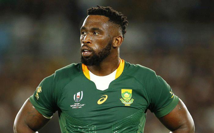 FILE: Springboks captain Siya Kolisi. Picture: @Springboks/Twitter.