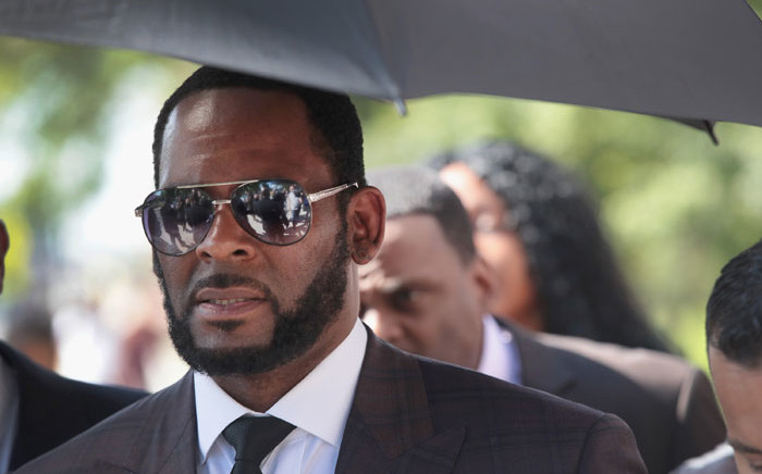 FILE: R&B singer R Kelly leaves the Leighton Criminal Courts Building following a hearing on 26 June 2019 in Chicago, Illinois. Picture: AFP