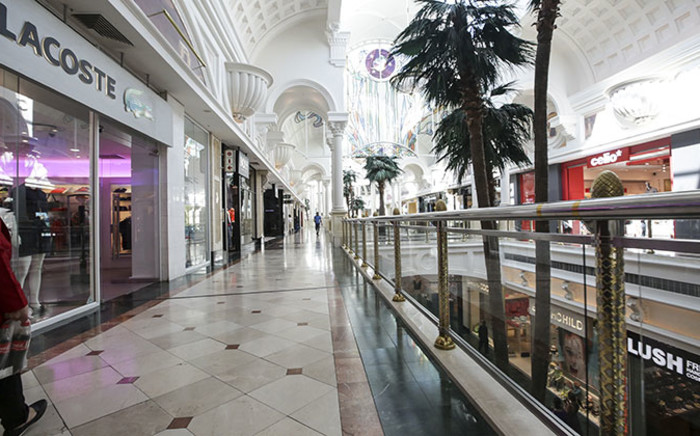Canal Walk Shopping Centre in Cape Town. Picture: Thomas Holder/EWN.
