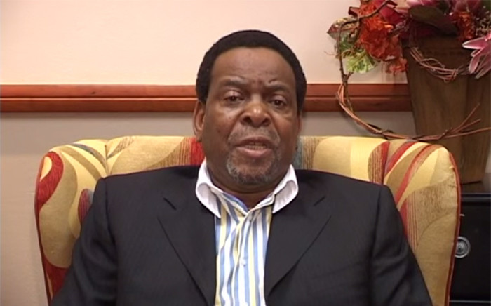 FILE: A screengrab picture of Zulu King, Goodwill Zwelithini.