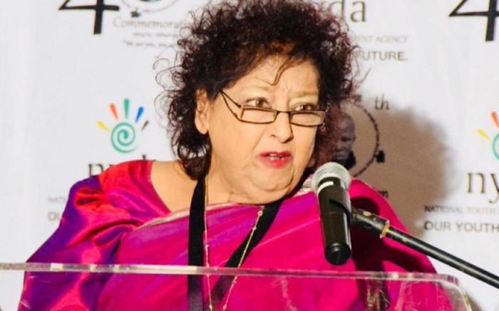 Late human rights lawyer Priscilla Jana. Picture: @GJFras/Twitter
