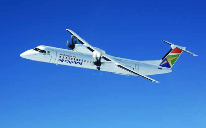 FILE: Picture: @flySAExpress/Twitter.