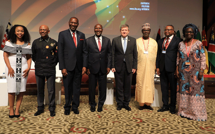 Presidential Panel on the 'Future of Work We Want for Africa' in Abidjan, Ivory Coast, on 5 December 2019. Picture: Flickr.
