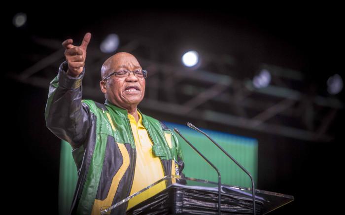 FILE: President Jacob Zuma. Picture: Thomas Holder/EWN