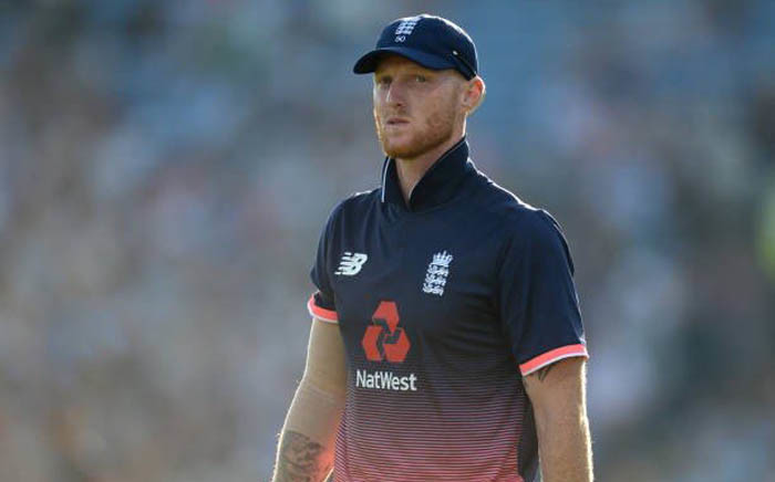 England all-rounder Ben Stokes. Picture: Twitter/@englandcricket