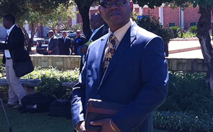 FILE: Suspended SAPS Crime Intelligence boss Richard Mdluli. Picture: Barry Bateman/EWN