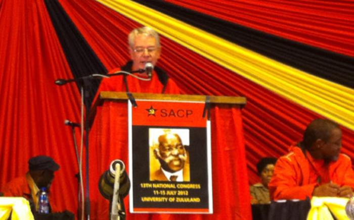 South African Communist Party Deputy General-Secretary Jeremy Cronin.
