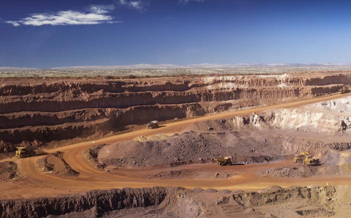 Kumba's Kolomela mine near Postmasburg in the Northern Cape Province. Image: angloamericankumba.com.