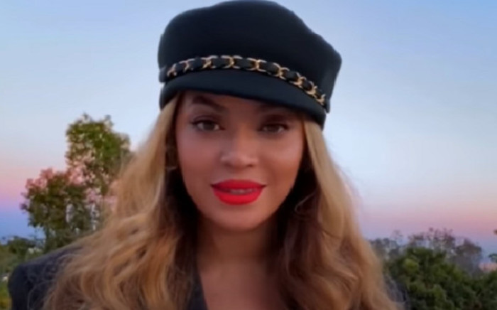 A YouTube screengrab of Beyoncé Knowles-Carter.