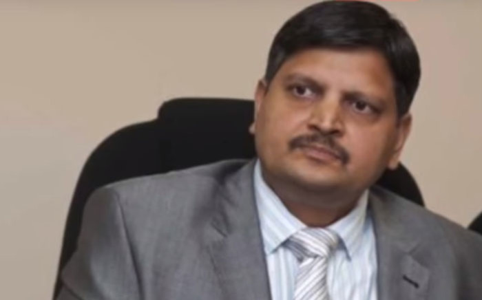 FILE: A screengrab of Atul Gupta. Picture: EWN.