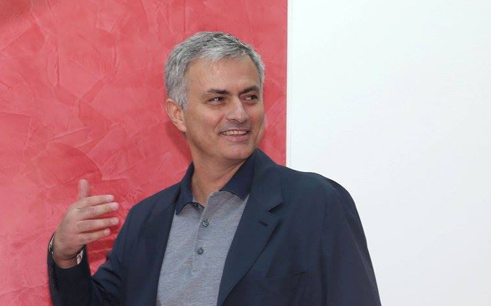 Manchester United manager Jose Mourinho. Picture: Facebook.