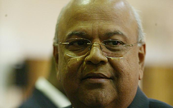 Pravin Gordhan, Finance Minister. Picture: Taurai Maduna/Eyewitness News.