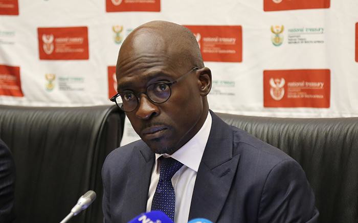 FILE:  Home Affairs Minister Malusi Gigaba. Picture: Christa Eybers/EWN.