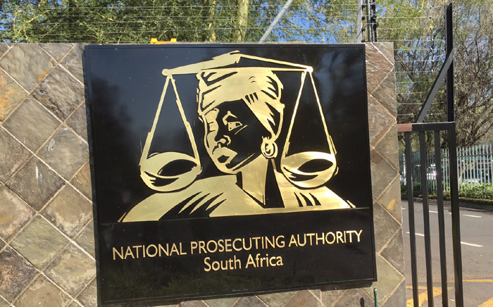 FILE: National Prosecuting Authority offices in Pretoria. Picture: Vumani Mkhize/EWN.