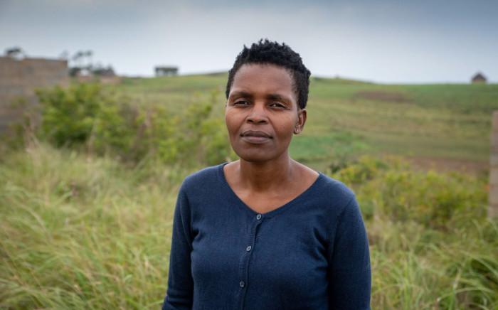 Nonhle Mbuthuma. Picture: Madelene Cronje / New Frame