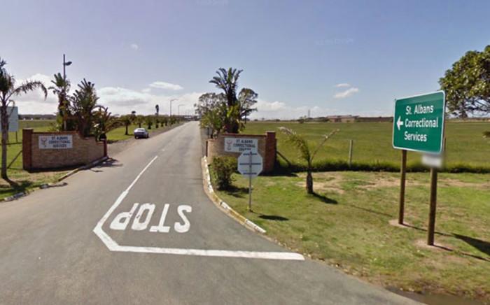 FILE: St Albans Prison in Port Elizabeth. Picture: Google Maps.