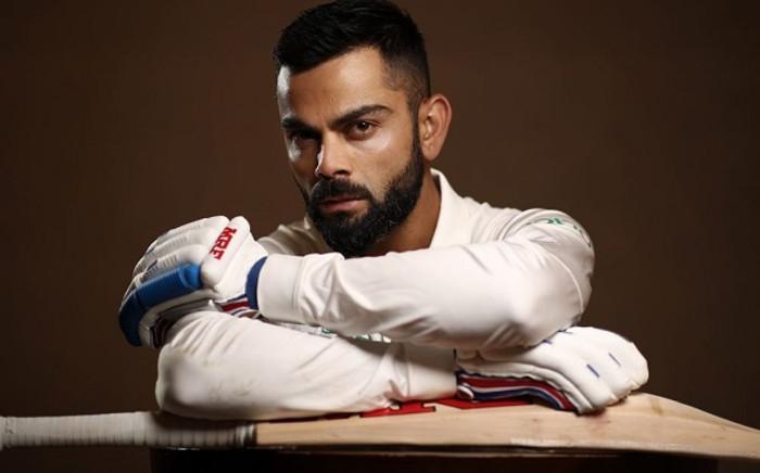 Indian Captain Virat Kohli. Picture: Twitter/@cricketcomau.