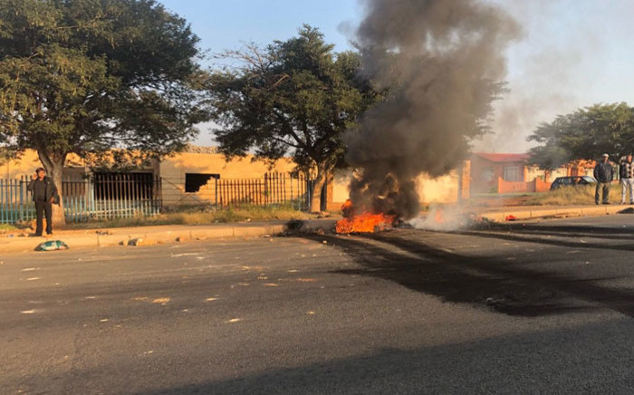 FILE: It's been claimed that residents are without electricity because they are not paying, allegations they have denied. Picture: Mia Lindeque/Eyewitness News