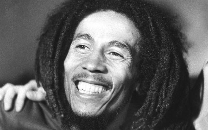 FILE: Reggae legend Bob Marley. Picture: AFP