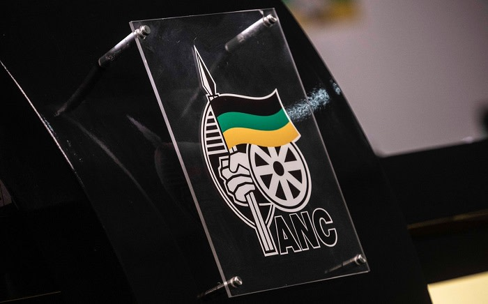 The African National Congress logo. Picture: Abigail Javier/Eyewitness News