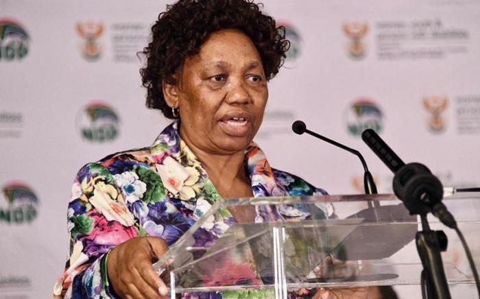 Minister of Basic Education Angie Motshekga. Picture: GCIS.