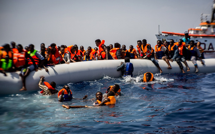 FILE: According to the International Organization for Migration (IOM) at least 4,592 migrants reportedly died or disappeared during migratory routes across the globe, down 20% from 2017, and over 8,000 in 2016. Picture: www.iom.int.