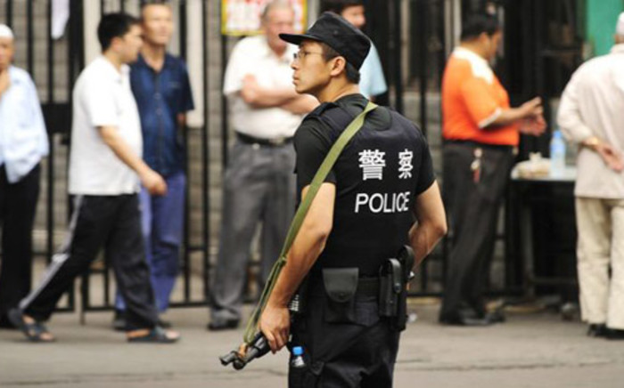 The attack took place in Yarkand county, close to the old Silk Road in Xinjiang's south.