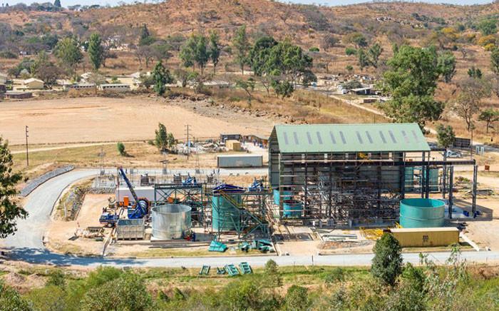 Metallon Corporation's Mazowe Mine. Picture: metcorp.co.uk
