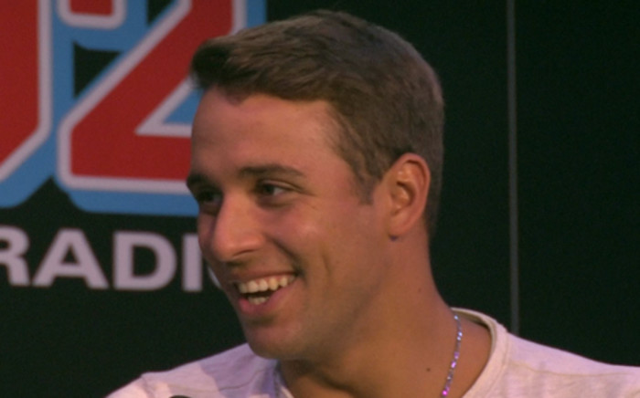 Olympic gold medallist Chad le Clos. Picture: EWN.