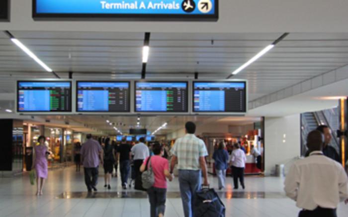 FILE: OR Tambo International Airport. Picture: EWN.